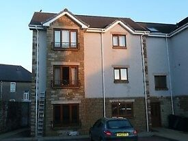 Bright spacious newly refurbished UNFURNISHED flat in quiet Dunfermline development.