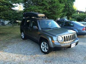 2011 Jeep Patriot Grey SUV, Crossover