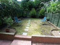 2 Bedroom Garden Flat, Camden, London