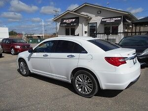 2012 Chrysler 200 Limited - $88 Month!