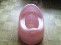 Pot pour entrainement à la propreté