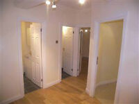 Spacious 2 dbl flat, refurbished to a very high standard! Central location!!