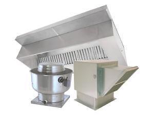 Commercial hood ebay commercial kitchen hoods publicscrutiny Choice Image