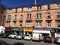 Traditional 3rd Floor 1 Bedroom Flat Johnston Street Paisley - Available Now