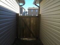 fence gate repair and installs