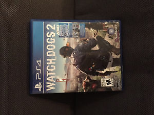 WATCH DOGS 2 PS4 UBISOFT