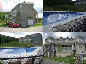 Ski mountain condo in Saint Sauveur image0