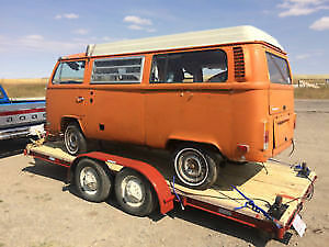 Volkswagen Bus Project Wanted