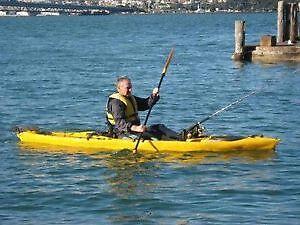 New Leisure Fishing Kayak By Winner with free Paddle Cornwall Ontario image 5