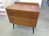 20% OFF ALL ITEMS SALE - Retro Chest Of Drawers - Can Deliver For £19