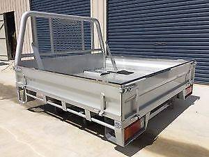 Extra cab steel tray wanted for landcruiser 79 Tweed Heads Tweed Heads Area Preview