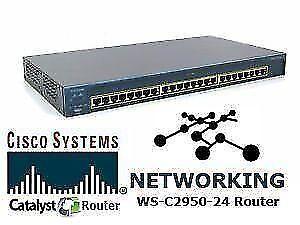 Cisco Catalyst WS-C2950-24 Switch REFURBISHED