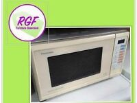 SALE NOW ON!! Panasonic Microwave - 30 Day Warranty - Can Deliver for £19