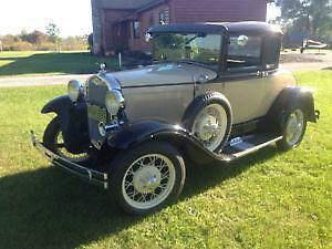 1931 model a deluxe roadster value