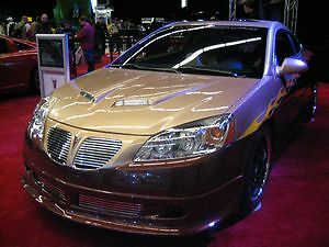 2006 Pontiac G6 Coupe Custom (2 door)