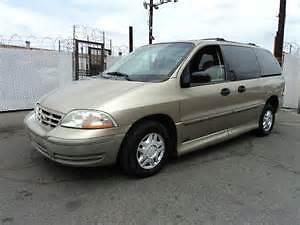 2000 Ford Windstar LX fully loaded Minivan, Van