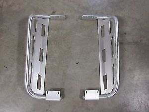 2008 - 2013 Polaris RANGER RZR Aluminum Rock Sliders # 2877389