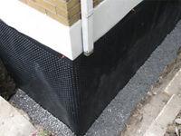 One Week Waterproofing! – Starting at $70/Linear Foot!