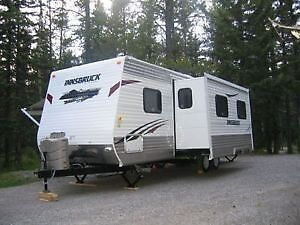Travel Trailer Rentals-Aug long is booked