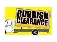 RUBBISH & WASTE removal same day all waste services tip runs house clearances cheapest in Manchest