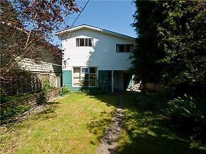 10 mins to DT and Grouse Mt, North Van house. Utility included!