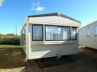 Double glazed Central heated caravan for sale! Haggerston Castle! **Finance available**