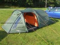 Tent for Sale - Ideal for festivals and short breaks (Vango Omega 350)