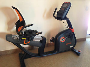 AFG 7.3AR Recumbent Exercise Bike