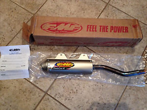 EXHAUST PREFORMANCE FMF CAN AM DS 250, SERVI 3 MOIS, COMME NEUF
