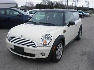 2009 MINI Clubman Wagon