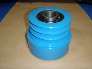 CENTRIFUGAL CLUTCH TRIPLE GROOVE HEAVY DUTY 68 HP BRAND NEW
