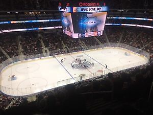 Edmonton Oilers tickets Section 222 March 16 Boston Bruins