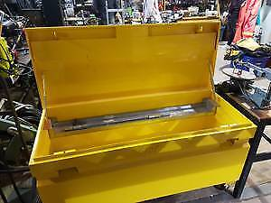 Rollcab Tool Box Yellow Large $239 & we have LOTS of TOOLS