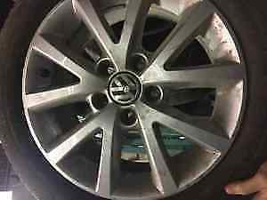 VW Jetta rims and Tires