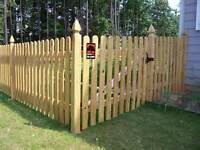 CALL THE PRO'S(FENCE/DECKS/SIDING/ROOFING(FREE QUOTES ON SITE)