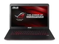 Asus Republic of Gamers Gaming Laptop - Almost Brand New