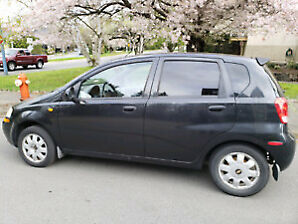 2004 Aveo For Sale