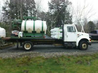 1000 Gallon Hydroseeder