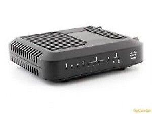 Cisco DPC3825 cable modem - for Rogers, Cogeco & other cable net