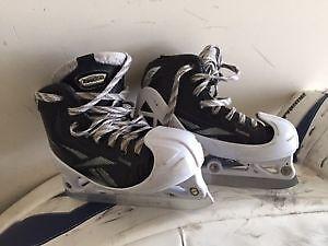 Youth Goalie Skates - Reebok - Size 13