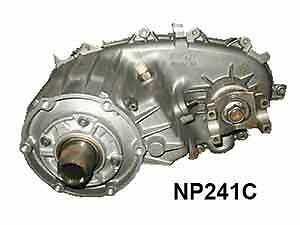 1988-89-90 Blazer K5 NP241 transfer case