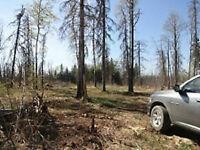 Thorhild County Partially Treed 10 Acres