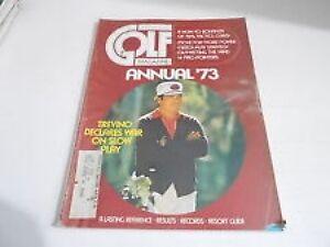 1973 Golf Magazine