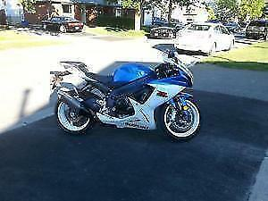 For Sale 2012 Suzuki GSX-R 600