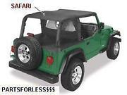 Jeep YJ Safari Top