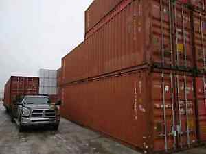 NEW & USED SHIPPING / STORAGE Sea Containers