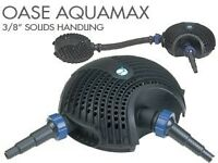 Oase aquamax 6000 pond pump