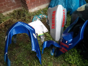 04-06 OEM TRACK FAIRINGS AND PARTS