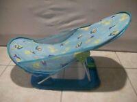 Transat de bain pliant pour bébé