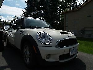 2010 MINI Clubman S Turbo Hatchback